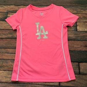Pink LA active Tee